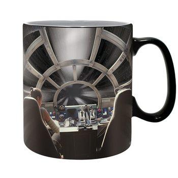 Csésze A Csillagok Háborúja - Millennium Falcon