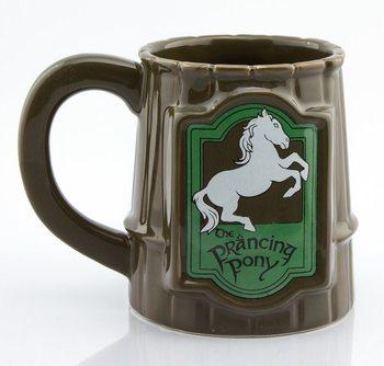 A Gyűrűk Ura - Prancing Pony bögre