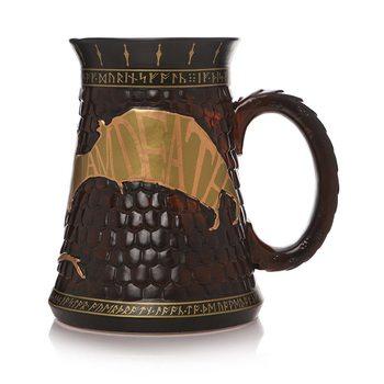 A hobbit - Smaug bögre