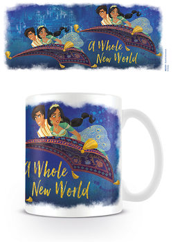 Aladdin - A Whole New World bögre