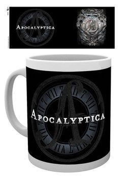 Apocalyptica - Logo bögre