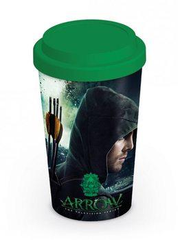 Arrow (A zöld íjász) bögre