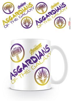 Avengers: Endgame - Asgardians of the Galaxy bögre