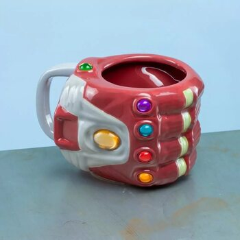 Csésze Avengers: Endgame - Nano Gauntlet