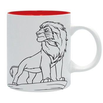 Csésze Az oroszlánkirály - Simba