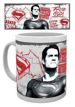 Batman Superman ellen: Az igazság hajnala - False God bögre