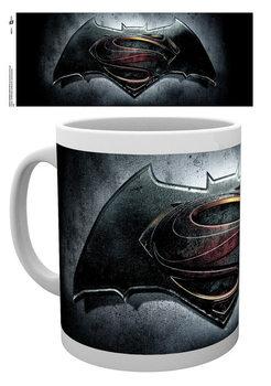 Batman Superman ellen: Az igazság hajnala - Logo bögre