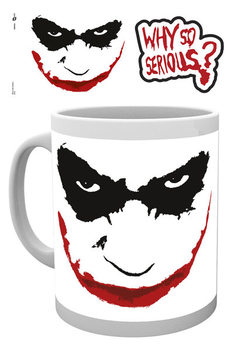 Batman - Why So Serious bögre