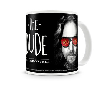 Big Lebowski - The Dude bögre