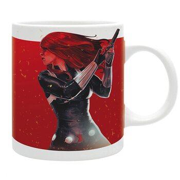 Black Widow - On Fire bögre