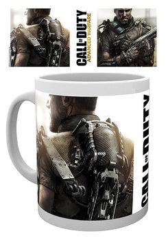 Call of Duty Advanced Warfare - Front and b bögre