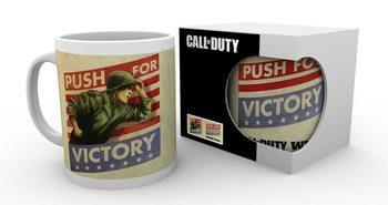 Call Of Duty WWII - Push For Victory bögre