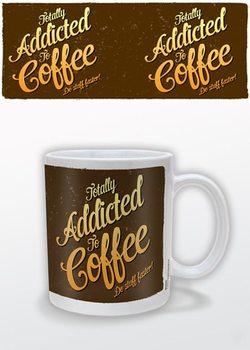 Coffee Addict bögre