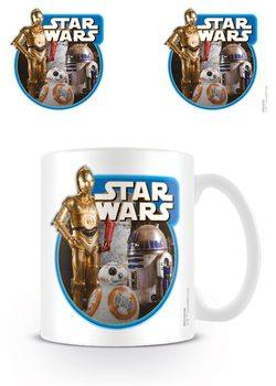 Csillagok háborúja VII (Star Wars: Az ébredő Erő) - Droids bögre