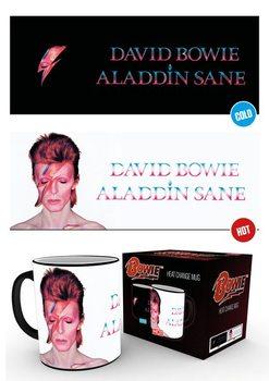 David Bowie - Aladdin Sane bögre