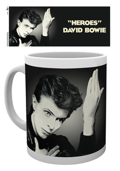 David Bowie - Heroes bögre