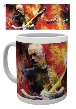 David Gilmour - Painting bögre