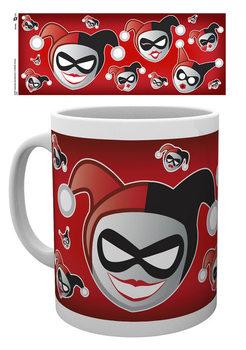 DC Comics - Emoji Harley bögre