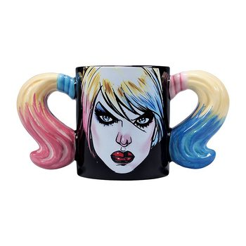 DC Comics - Harley Quinn bögre