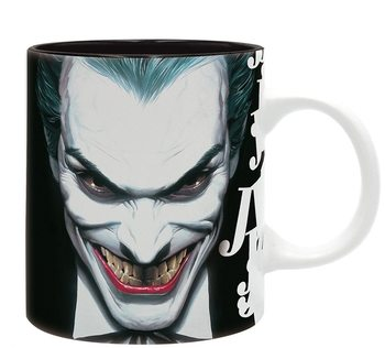 DC Comics - Joker laughing bögre