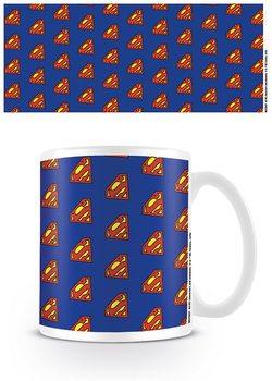 DC Originals - Superman Logo Pattern bögre