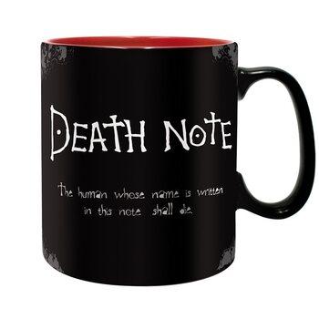 Csésze Death Note