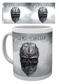 Dishonored 2 - Keyart bögre