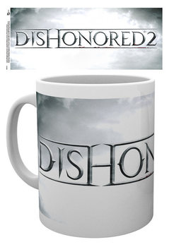 Dishonored 2 - Logo bögre