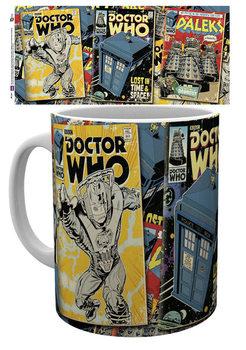 Doctor Who (Ki vagy, doki?) - Comics bögre
