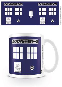 Doctor Who (Ki vagy, doki?) - Tardis bögre