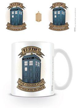 Doctor Who (Ki vagy, doki?) - Tardis Tattoo bögre
