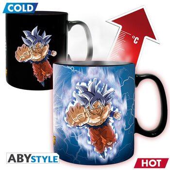 Csésze Dragon Ball Super - Goku vs Jiren