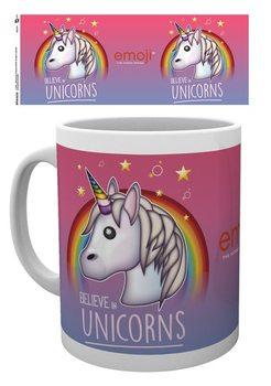 Emoji - Believe in Unicorns bögre