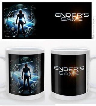 Ender's game - logo bögre