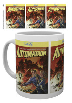 Fallout 4 - Automatron bögre