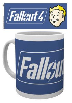 Fallout 4 - Logo bögre