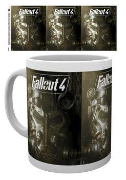 Fallout - Mask bögre