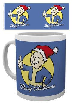 Fallout - Merry Christmas bögre
