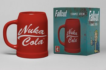 Fallout - Nuka Cola bögre