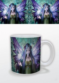 Fantasy - Mystic Aura, Anne Stokes bögre