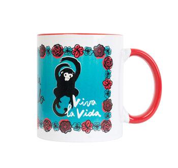 Csésze Frida Kahlo - Viva La Vida
