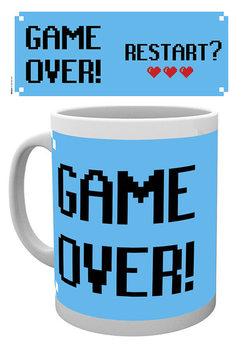 Gaming - Game Over bögre