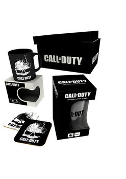 Gift Box - Call of Duty - Logo bögre