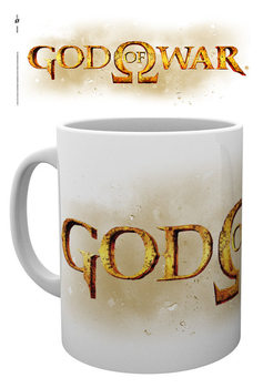 God of War - Logo bögre