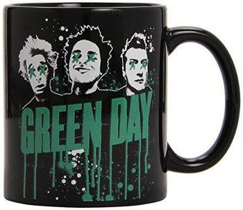 Green Day - Drips Boxed Black bögre