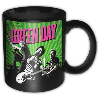 Green Day - Tour bögre