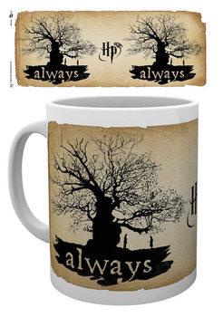 Harry Potter - Always bögre