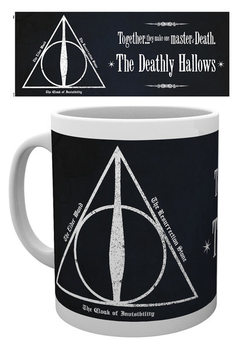 Harry Potter - Deathly Hallows bögre