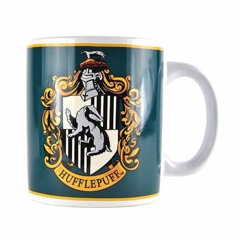 Harry Potter - Hufflepuff Crest bögre