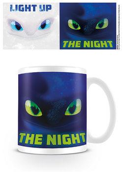 Így neveld a sárkányodat 3 - Light Up the Night bögre